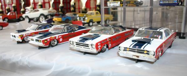 Mopar Model Car Contest The Nats